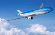 Aerolíneas Argentinas arrancó con los vuelos de cabotaje regulares