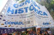 El gobierno convocó a la paritaria universitaria pero dejó afuera a CONADU Histórica