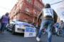 Municipales continúan con las jornadas de reclamos