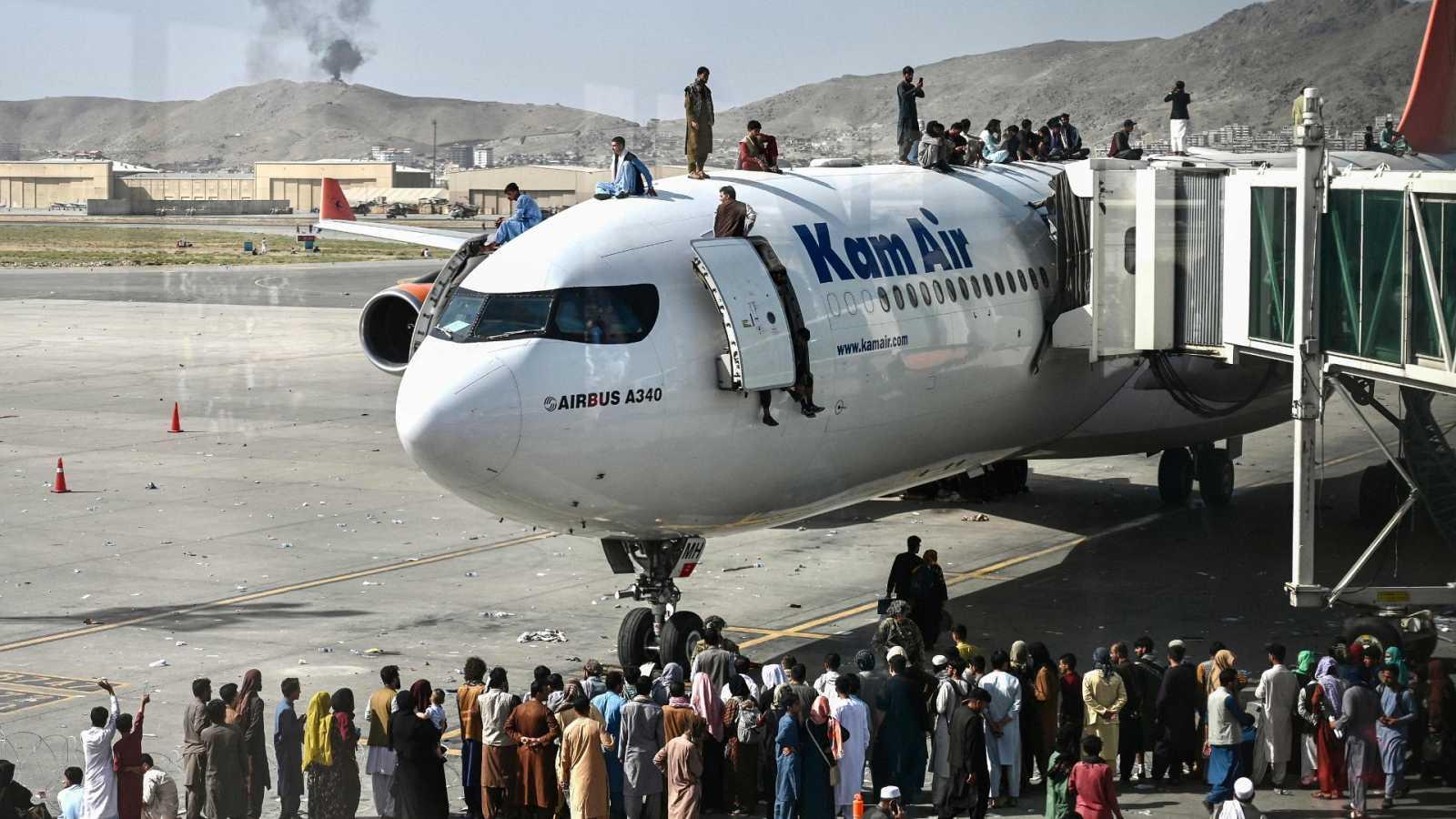 Los talibanes tomaron Kabul y comienza una época de cambios en Afganistán