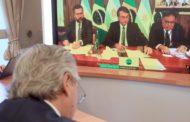 Agenda internacional cargada: Alberto dialogó con Bolsonaro y Biden