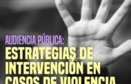 El Concejo de Rosario hizo una audiencia pública de estrategias de intervención en casos de abuso infantil