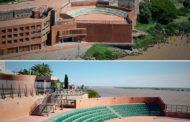 Proponen que el teatro a cielo abierto del Centro Cultural Parque de España sea sede de la vuelta de los espectáculos culturales