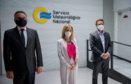 El Servicio Meteorológico Nacional lanzó su Sistema de Alerta Temprana