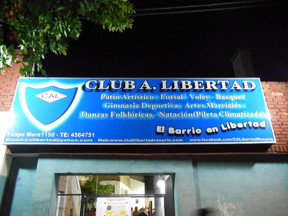 ¡El club Libertad cumplió 100 años!