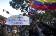 La crisis política y social colombiana no termina
