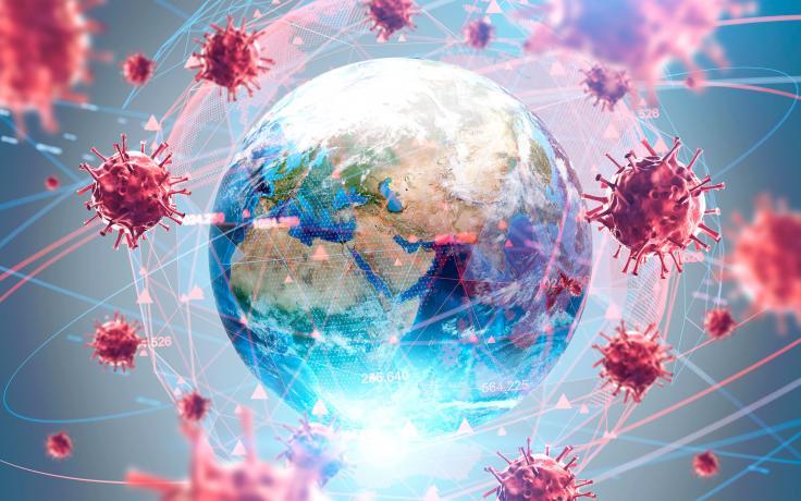 La segunda ola arrasa en el mundo y las vacunas arrancan a paso lento
