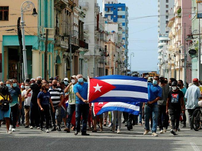 ¿Qué está sucediendo en Cuba?
