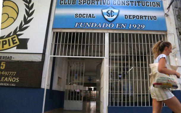 Pollada en Sportivo Constitución para ayudar a poner de pie al club