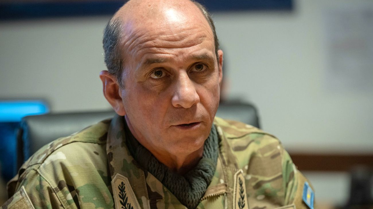 General Deimundo Escobal: