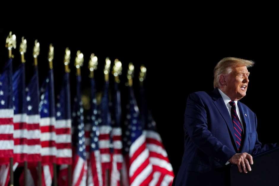 Donald Trump aceptó la nominación republicana