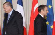 Crece la tensión entre Francia y Turquía