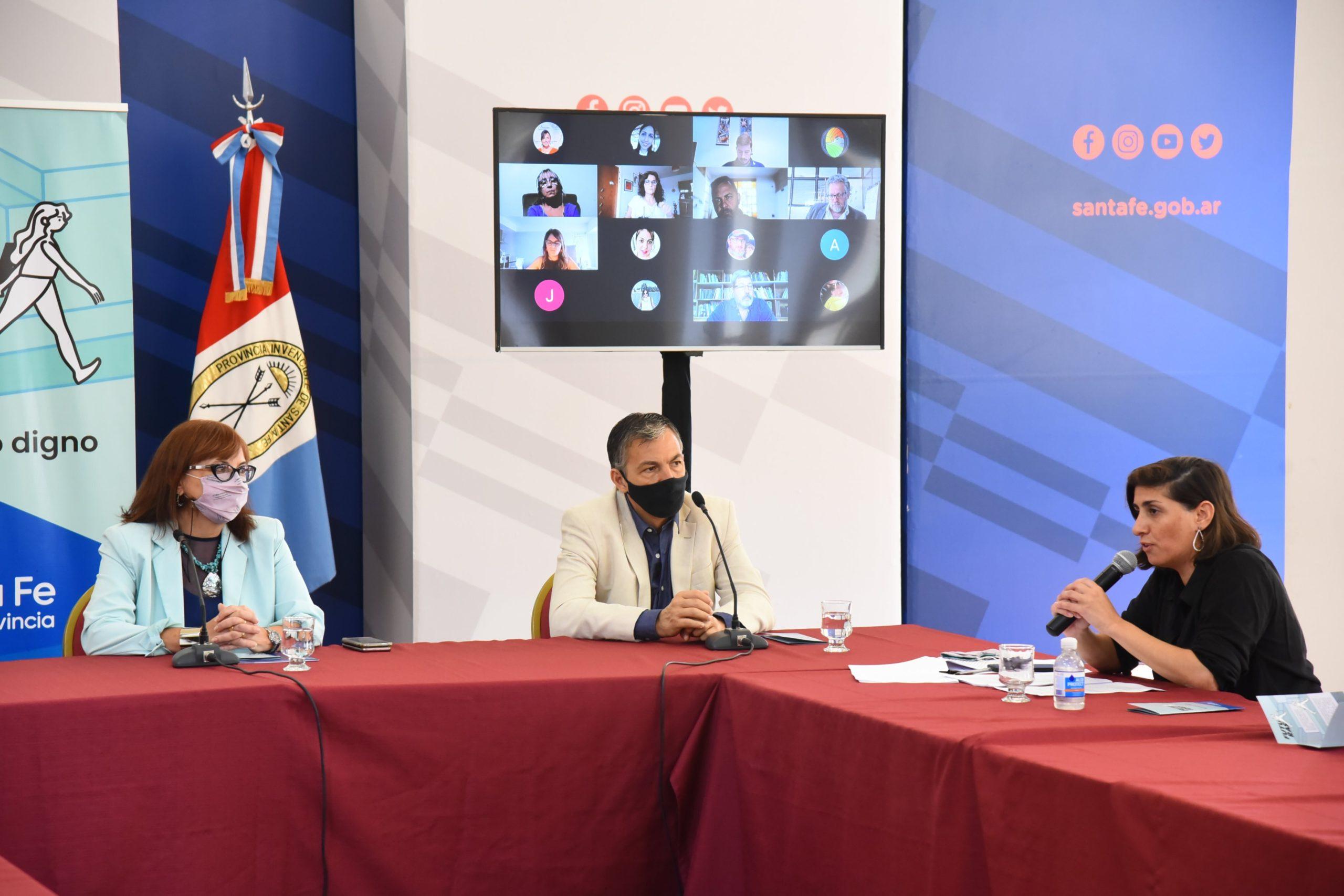 El gobierno provincial  presentó el programa