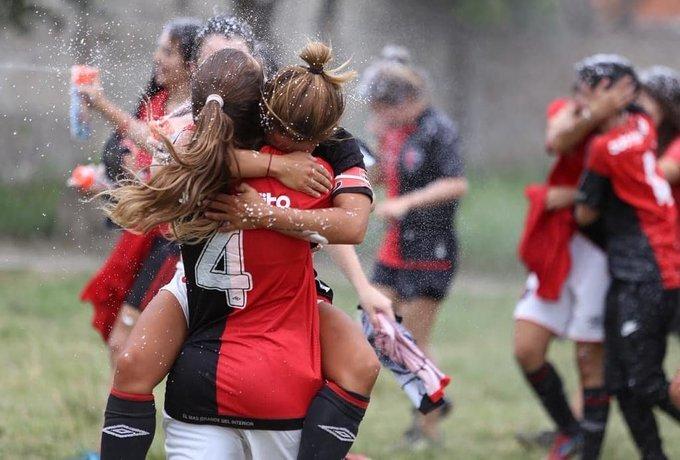 Las mujeres de Newell´s jugarán en AFA en 2021