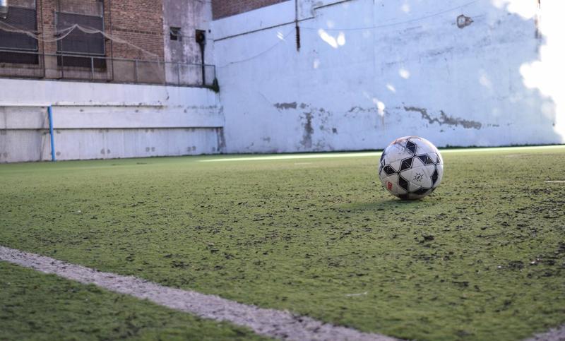 Reunión por el fútbol 5
