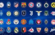 Ya se definieron los grupos de la Champions