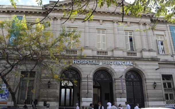Suman camas para pacientes en el Hospital Provincial