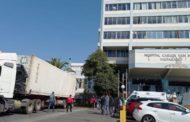 Chile   El Congreso debate postergar las elecciones y utilizan contenedores por colapso de morgue en Valparaíso