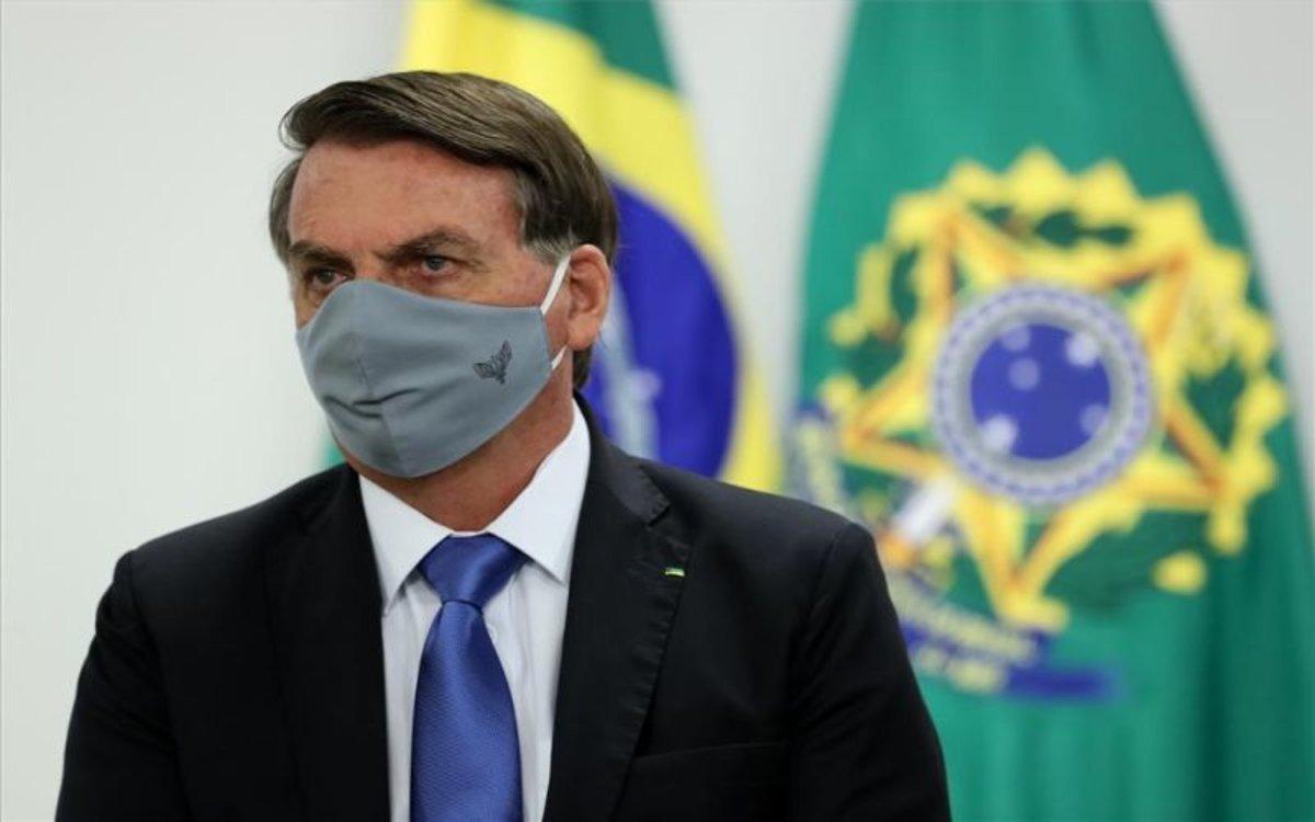 Crece el apoyo a Bolsonaro