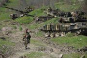 Decenas de muertos en combates entre Armenia y Azerbaiyán