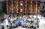 El satélite argentino Saocom 1B ya está en órbita