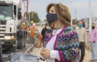 Santa Fe recuperó el ritmo en la obra pública