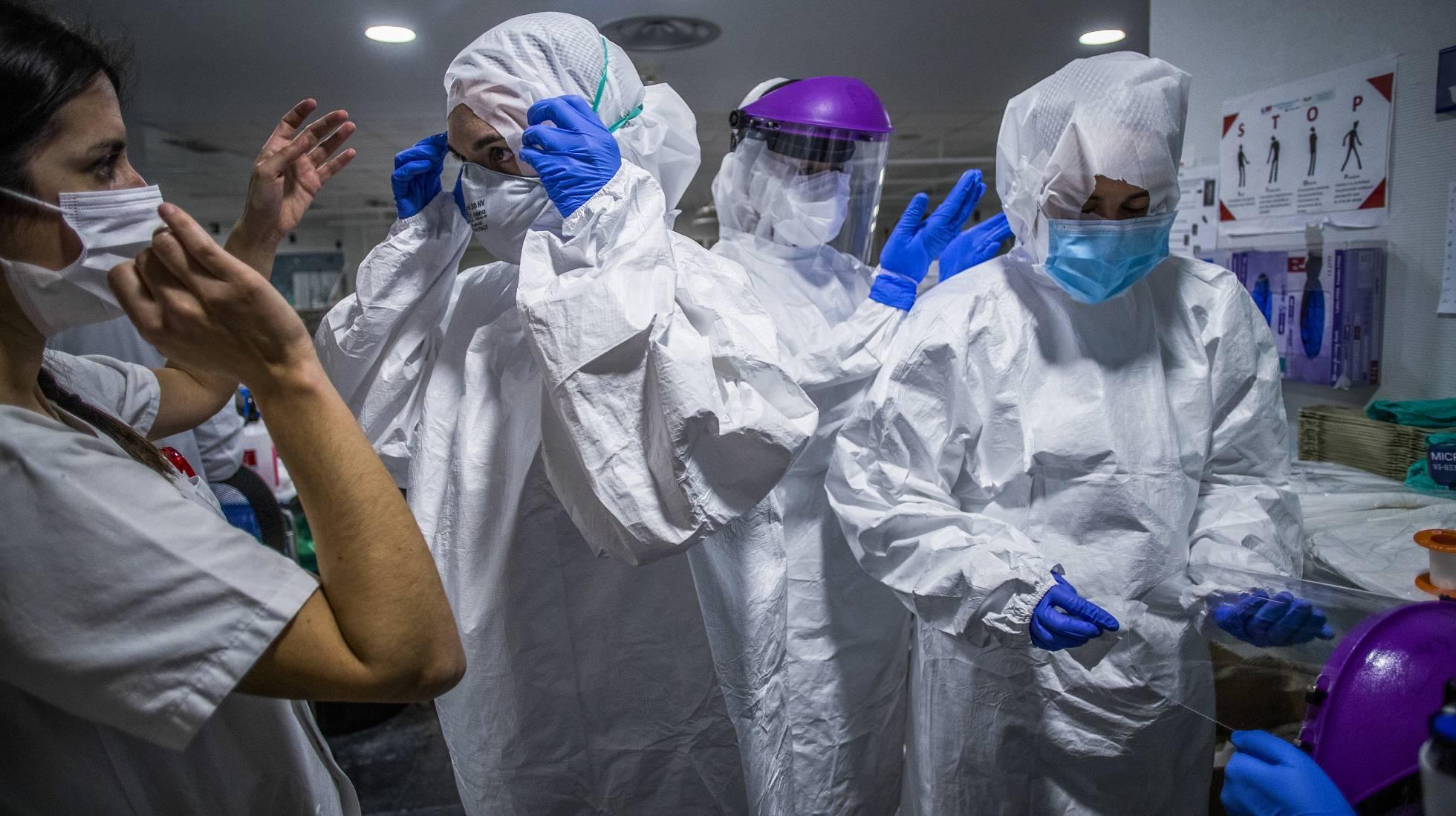 En plena pandemia, hoy se celebra el día de la sanidad
