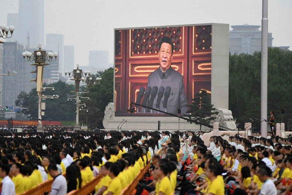 100 años del Partido Comunista Chino
